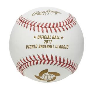 ローリングス(R) 2017WBC オフィシャルボール(ボール)