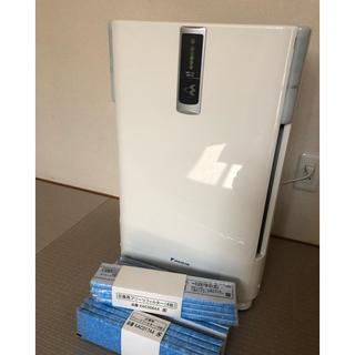 ダイキン(DAIKIN)のDAIKIN ダイキン 加湿器 空気清浄機 ACZ65M-W(空気清浄器)