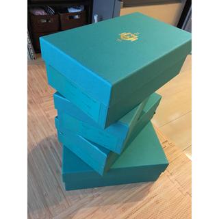 エドワードグリーン(EDWARD GREEN)のEdward Green エドワードグリーンの空箱 3箱(ショップ袋)
