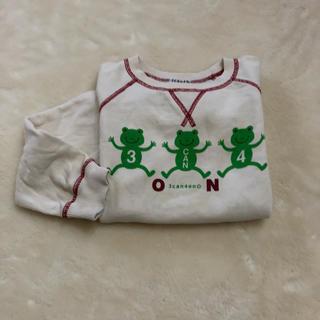 サンカンシオン(3can4on)の120 トレーナー 男の子女の子(Tシャツ/カットソー)