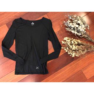 ハルプ(Halb)のHALBシンプルカットソー黒 メンズ(Tシャツ/カットソー(七分/長袖))