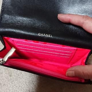 シャネル(CHANEL)の正規品   CHANEL・カンボンライン   確認用(財布)