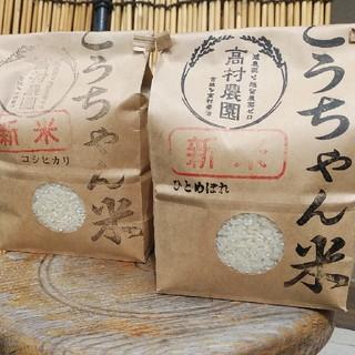 新米恋の予感1キロと無農薬野菜おまかせセット(その他)