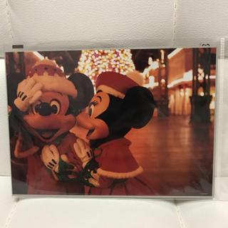 ディズニー(Disney)の新品 ディズニー クリスマス写真①(アート/写真)