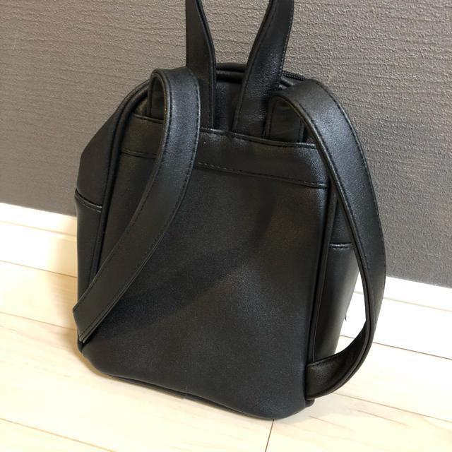 DIESEL(ディーゼル)のディーゼル ベビー リュック 星 黒 キッズ/ベビー/マタニティのこども用バッグ(リュックサック)の商品写真