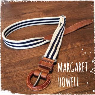 マーガレットハウエル(MARGARET HOWELL)のmomotaro様☺︎(ベルト)