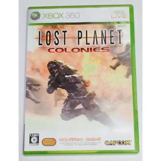 エックスボックス360(Xbox360)のXBOX360 ロストプラネット コロニーズ(家庭用ゲームソフト)