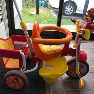 アンパンマン三輪車(三輪車)