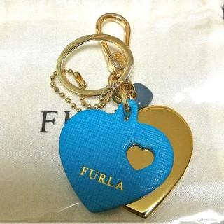 フルラ(Furla)の新品未使用イタリア製、FURLAフルラ、ハートキーホルダー(キーホルダー)