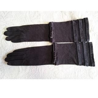 トゥービーシック(TO BE CHIC)のTO BE CHIC  グローブ  手袋 アームウォーマー(手袋)