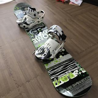 ロームエスディーエス(ROME SDS)のスノーボード ボード ビンディングセット(ボード)