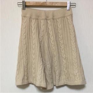 カラー(Color)の☆Color   ニットスカート☆(ひざ丈スカート)