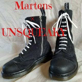 ドクターマーチン(Dr.Martens)のドクターマーチン × アンスクウィーキー(ブーツ)