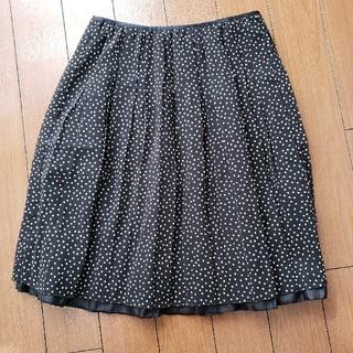 スタイルコム(Style com)のリバーシブル スカート(ひざ丈スカート)