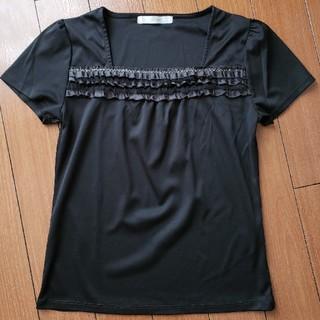スタイルコム(Style com)のカットソー スクエアネック(カットソー(半袖/袖なし))