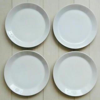 イッタラ(iittala)の【お買得】新品 Hoganas Keramik 20cmプレート 4枚セット(食器)