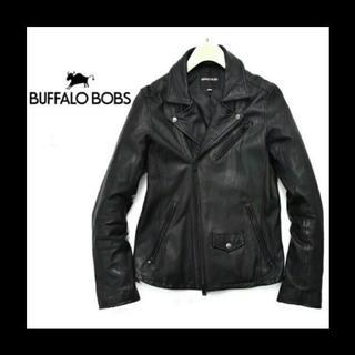 バッファローボブス(BUFFALO BOBS)のbuffalo bobs ライダース 2着 imp backlash 匠レザー(ライダースジャケット)