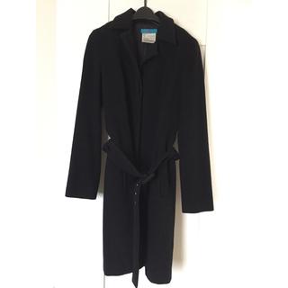 ハムネット(HAMNETT)のお値下げ‼️ハムネット コート 黒 Mサイズ(ロングコート)