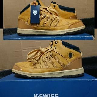 ケースイス(K-SWISS)の[美品][展示試着品] K-swiss レジェンシー ミッド 28cm(スニーカー)