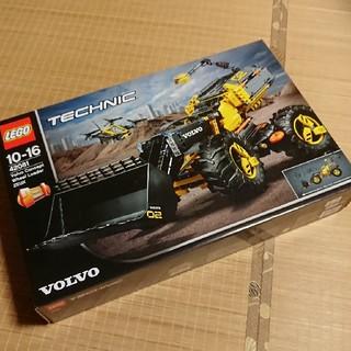 レゴ(Lego)のレゴ LEGO 42081 テクニック ボルボ ホイールローダー ZEUX(その他)