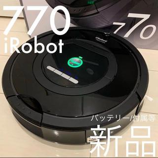 アイロボット(iRobot)のiRobot Roomba 自動掃除機 ルンバ 770 フルセット以上  83(掃除機)