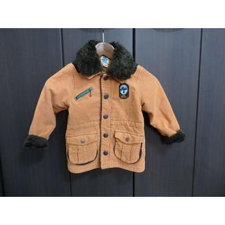 ナチュラルブー(Natural Boo)のブーフーウー コーデュロイ コート 110㎝ 上着(ジャケット/上着)
