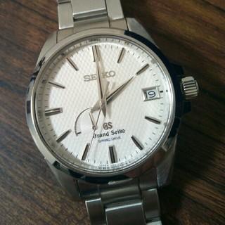 グランドセイコー(Grand Seiko)のグランドセイコー スプリングドライブ SBGA025(腕時計(アナログ))