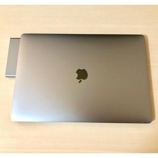 マック(Mac (Apple))のMacBook Pro Mid 2017 15インチ Touch Bar(ノートPC)