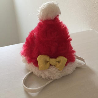 ペットパラダイス  サンタ帽子(犬)