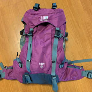 カリマー(karrimor)のカリマー リュック karrimor ridge 25 (登山用品)