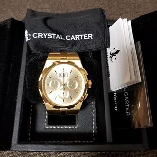 アヴァランチ(AVALANCHE)のクリスタルカーター マーベラス (CRYSTAL CARTER)    (腕時計(アナログ))
