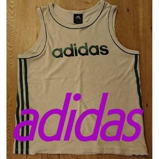 アディダス(adidas)のadidas タンクトップ メンズ(タンクトップ)