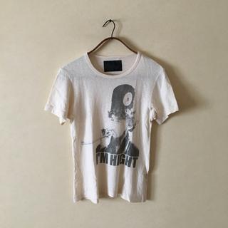 トーキングアバウトザアブストラクション(TALKING ABOUT THE ABSTRACTION)のTALKING ABOUT THE ABSTRACTION    T-shirt(Tシャツ/カットソー(半袖/袖なし))