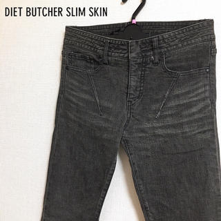 ダイエットブッチャースリムスキン(DIET BUTCHER SLIM SKIN)のdiet butcher slim skin スキニー(デニム/ジーンズ)