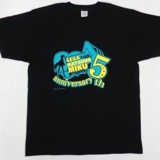 セガ(SEGA)の初音ミク Tシャツ(Tシャツ/カットソー(半袖/袖なし))