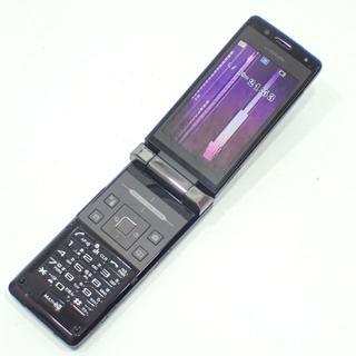 エヌティティドコモ(NTTdocomo)のD63 docomo ドコモ SH904i ガラケー 利用制限○(携帯電話本体)
