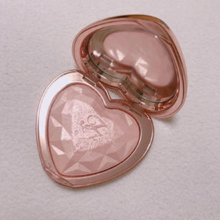 Too faced LOVE LIGHT コンパクトミラー型 ハイライト