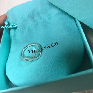 ティファニー(Tiffany & Co.)のTiffany インフィニティリング(リング(指輪))