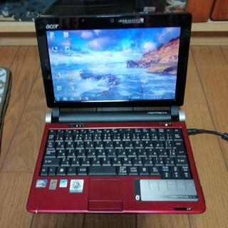 エイサー(Acer)のemcy様専用acer ミニノートパソコンWindows 7(ノートPC)