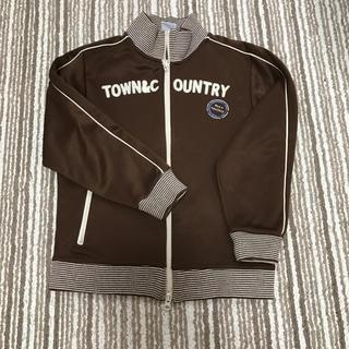 タウンアンドカントリー(Town & Country)のTOWN&COUN TRY男の子☆ジャンバー(ジャケット/上着)