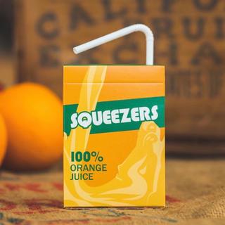 Squeezers  と ゴールドスタンダード(トランプ/UNO)