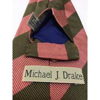 ドレイクス(DRAKES)のMichael J Drake(マイケル ジェイ ドレイクス)ネクタイ(ネクタイ)