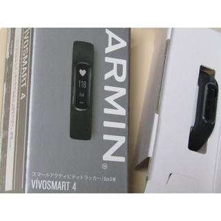 ガーミン(GARMIN)の新品 GARMIN(ガーミン) アクティブトラッカー vivosmart4(その他)