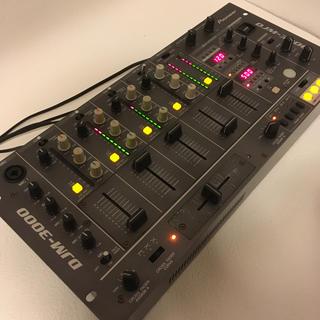パイオニア(Pioneer)の【希少】PIONEER DJM3000 DJミキサー(DJミキサー)