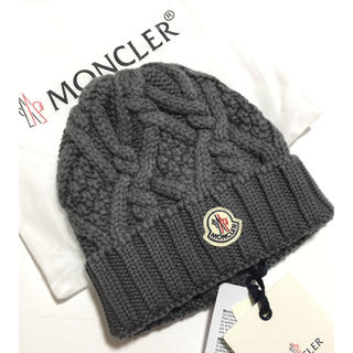 モンクレール(MONCLER)のnyao1117様 専用です  モンクレール ☆ニットキャップ☆(ニット帽/ビーニー)