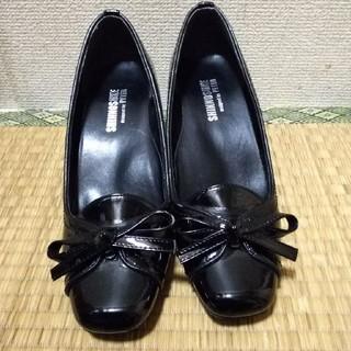 エナメル パンプス 靴(ハイヒール/パンプス)