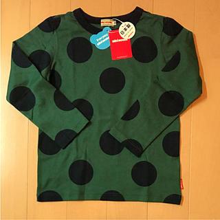 ミキハウス(mikihouse)の新品未使用 ミキハウス 長袖Tシャツ  120(Tシャツ/カットソー)