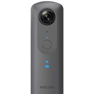 リコー(RICOH)のRICOH THETA V 360度カメラ 全天球 910725 メタリックグレ(コンパクトデジタルカメラ)