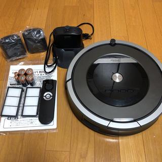 アイロボット(iRobot)のiRobot ルンバ 870 ロボット掃除機 国内正規品(掃除機)