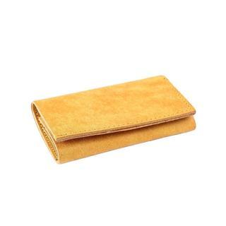 エムピウ(m+)のエムピウ ストラッチョ straccio コンパクト財布 三つ折り財布 リスシオ(折り財布)